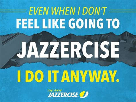 Jazzercise Meme - 128 best images about jazzercise real results on