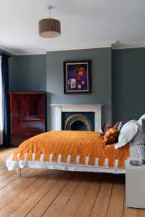orange and gray bedroom orange and grey minimal gray color and bedrooms