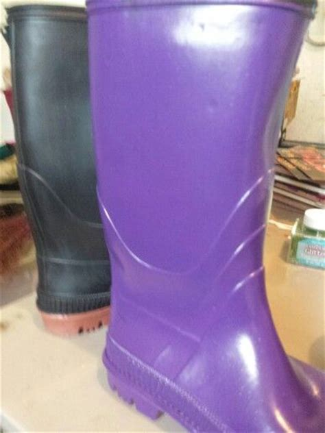 spray paint rubber boots 17 best images about rubber boots on how to