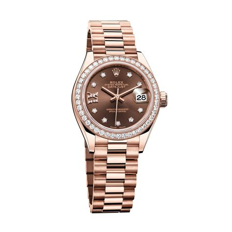 Rolex 9072 Gold List Pink oyster perpetual datejust 26mm in steel rolex