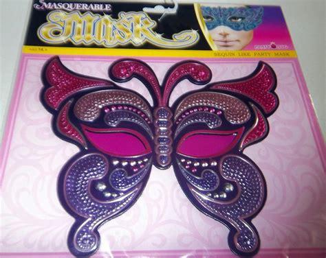 Masker Skrineer Girly 5 S New I Masker Karet Motif Isi 5pcs 04 fancy dress eye mask carnival festival girly masquerade sequin like ebay
