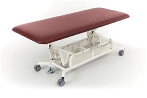 physical therapy hi lo treatment tables one section hi lo treatment table