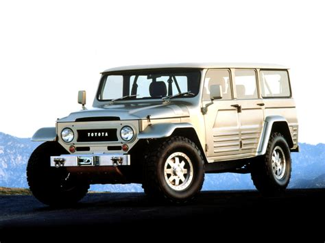 Toyota Land Cruiser Future Models Toyota Land Cruiser Fj45 Concept 2003 Concept Cars