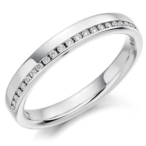 Wedding Rings White Gold by 9ct White Gold Wedding Ring 0005016