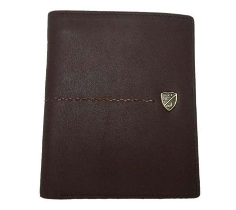tonino lamborghini leather wallet brown page 1 qvc