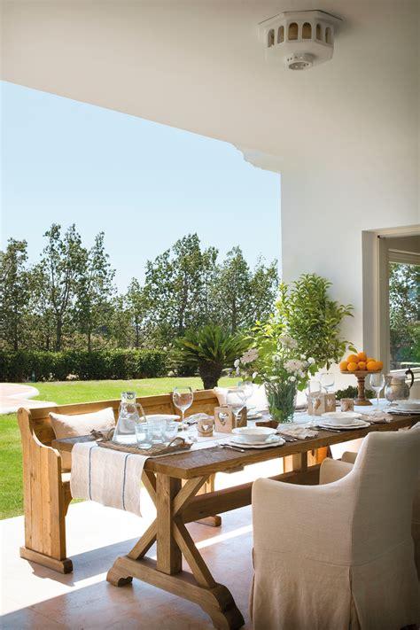 comedor jardin comedores de exterior los 50 mejores de el mueble