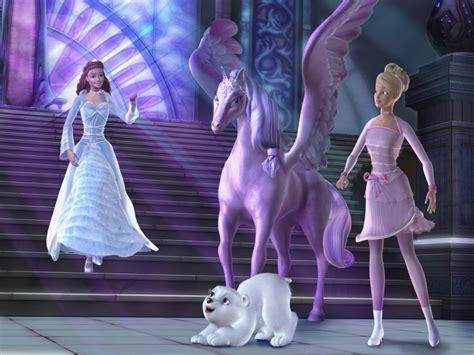 Film Barbie Magic Pegasus   magic of pegasus barbie movies photo 418695 fanpop