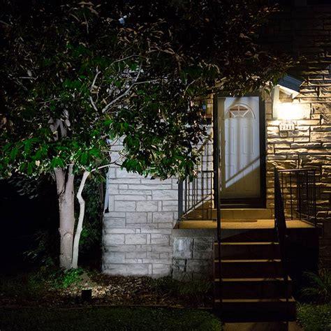 landscape lighting wattage led in ground well light 40 watt equivalent 400 lumens