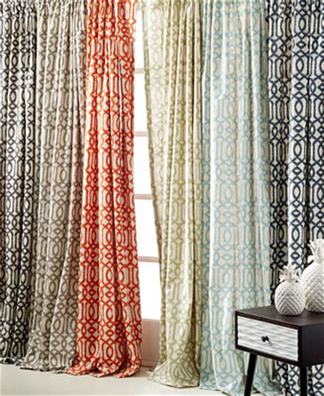 window curtains buy window curtains macys softline kalika 54 quot x 84 quot panel window treatments for