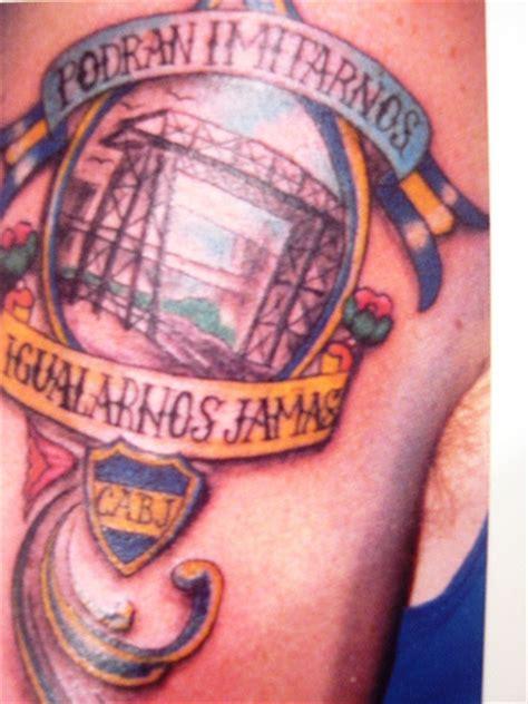 imagenes de tatuajes de boca juniors tatuaje club atletico boca juniors fotos de tatuajes