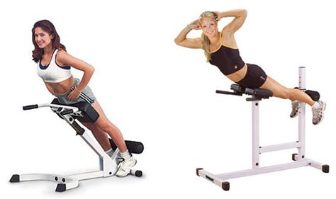bench back workout gym equipment explained hyperextension bench popsugar fitness