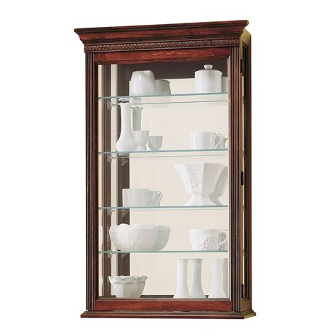 Howard Miller Cabinets by Howard Miller Edmonton Wall Display Cabinet 685104