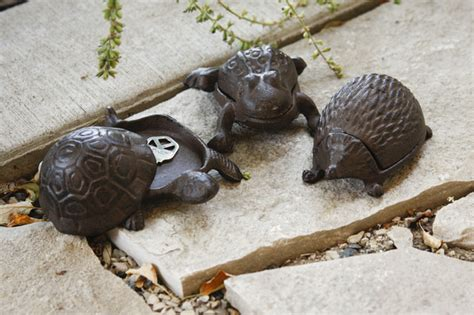 animal key hiders contemporary outdoor products