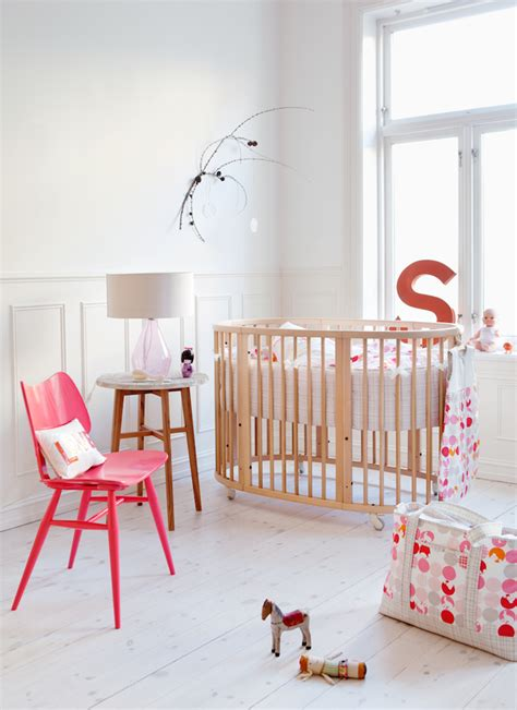 Stokke Sleepi Crib Used by The Stokke Sleepi System Project Nursery