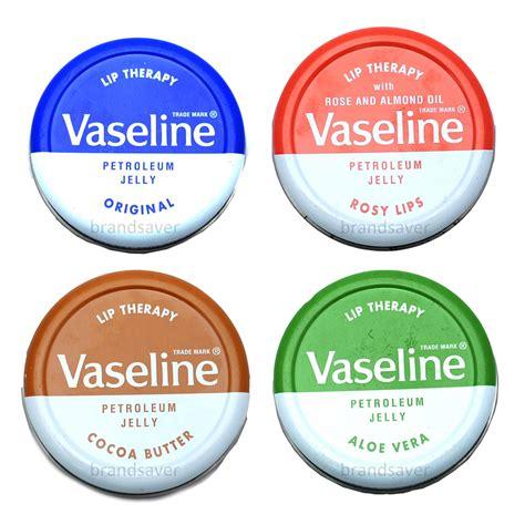 Vaseline Lip Therapy 20g Tin vaseline lip therapy 20g petroleum jelly aloe vera cocoa