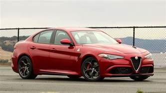 Alfa Romeo Beta 2017 Alfa Romeo Giulia Quadrifoglio Drive