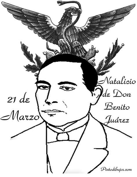 imagenes de benito juarez faciles para dibujar la casita de vero 183 183 180 175 183 183 benito juarez para colorear