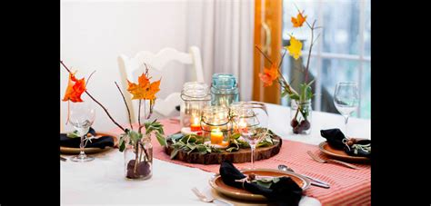 fall decorating  tablescapes bombay outdoors