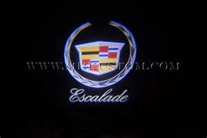 Led Home Interior Lights cadillac escalade led door projector courtesy puddle logo