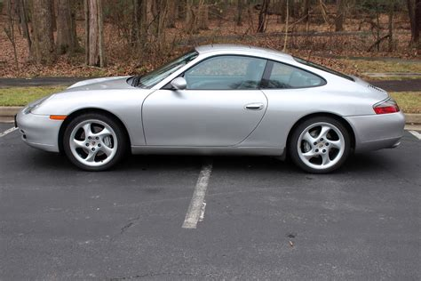 Porsche Carrera 2000 by 2000 Porsche 911 Carrera Carrera 4 Stock P622695 For