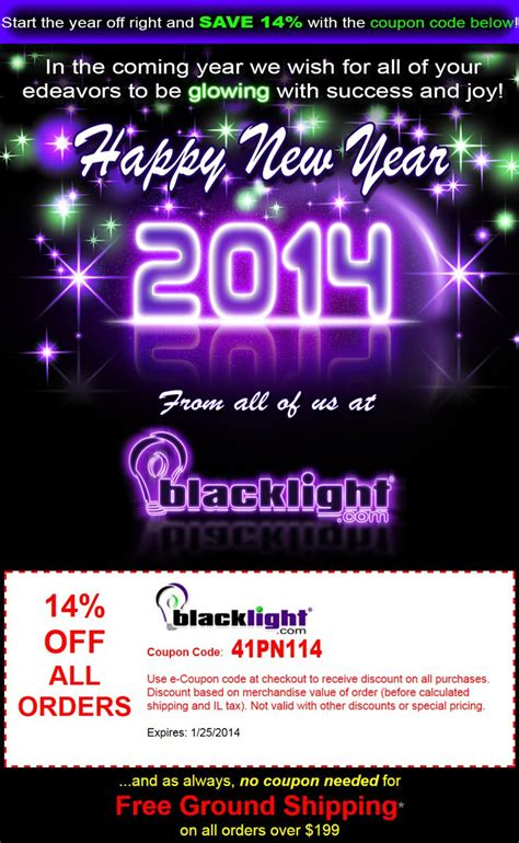 best denki new year promotion 12 best images about blacklight coupons and promos on