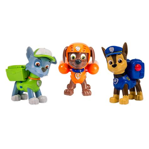 Paw Patrol Pack Pup Badge Rocky new paw patrol rocky and zuma pack pup set