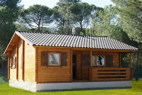casas de co en madera viviendas de madera de 1 piso unifamiliares con dise 241 os