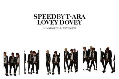 lagu speed loveydovey plus 花英孝英合拍 speed mv kpopn 韓娛最前線