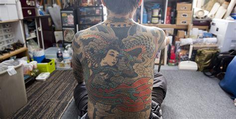 japanese tattoo artist manila under the skin of japan s tattoo subculture waytogo