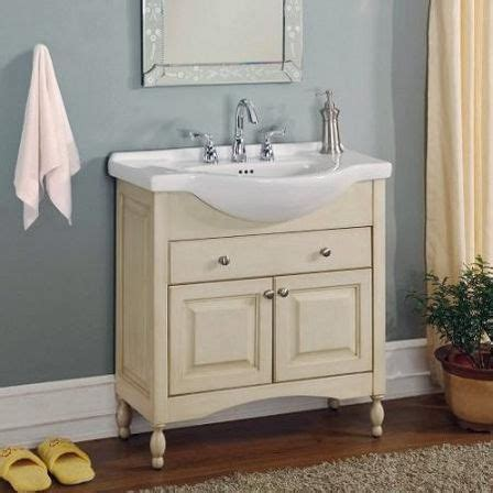 Shallow Bathroom Vanities by Narrow Bathroom Vanities 14 Photo Bathroom Designs Ideas