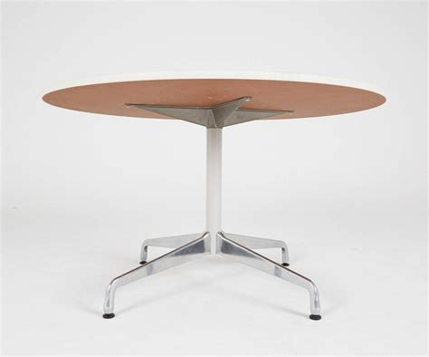 eames for herman miller dining or breakfast table