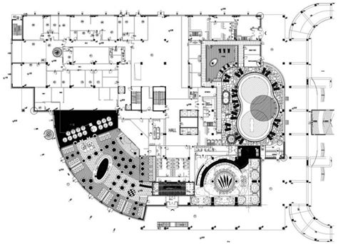 layout of mirage hotel mirage hotel by studio marco piva hotel lobby design