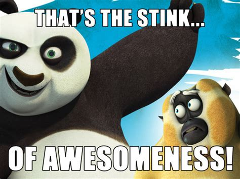 Kung Fu Meme - kung fu panda legends of awesomeness images kung fu memes