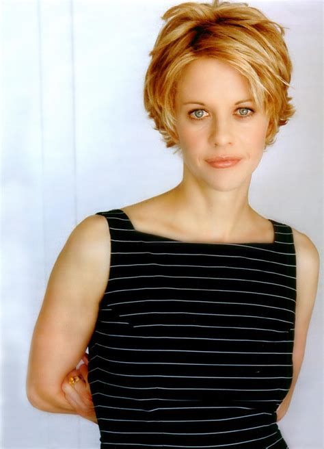 meg ryan hairstyles front and back back of meg ryan curly hair short hairstyle 2013