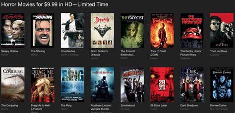 film horor genre komedi halloween deals discounts on scary movies apps apple