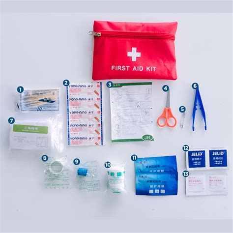Outdoor Aid Kit 13 In 1 13 in 1 aid kit ptt outdoor