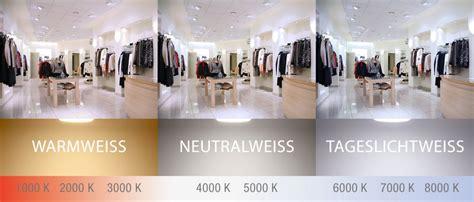 Kelvin Licht by Farbtemperatur Kelvin