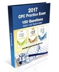 cpc practice 2018 2019 cpc practice test questions for the certified professional coder books how to code cabg coding certification tips