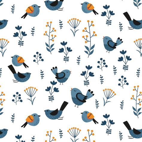 pattern bird art paper bird vectors photos and psd files free download