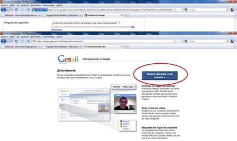 imagenes educativas cuenta y relaciona gu 237 a paso a paso para abrir una cuenta en gmail culturaci 243 n