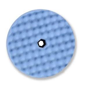 3m 5708 It Ultrafine Foam Polishing Pad Sided 3m it blue ultrafine foam polishing pad