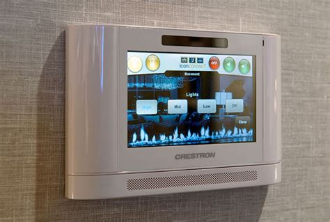 crestron showcased at hill house interiors showroom