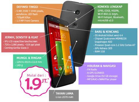 Hp Motorola Android Kitkat motorola moto g review kelebihan dan kekurangan moto g