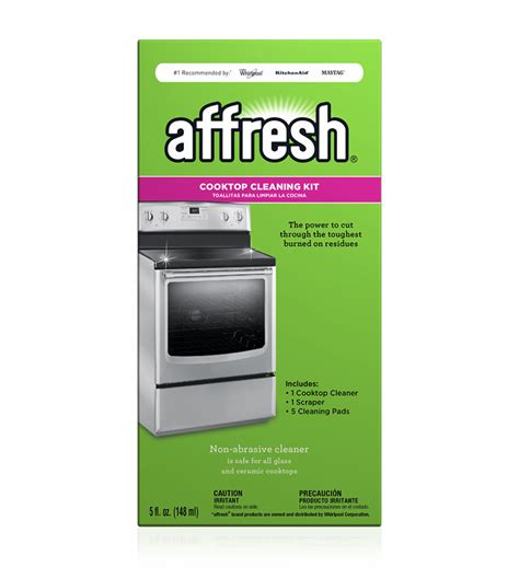 affresh cooktop cleaner reviews cooktop cleaning kit affresh 174