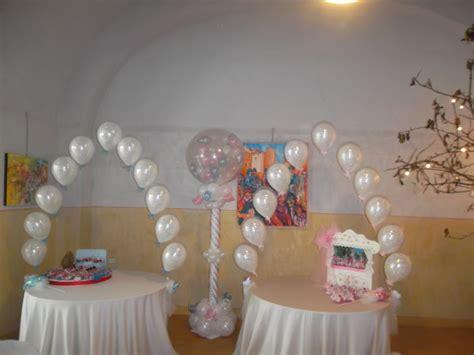decoracion en globos decoracion con globos para bautizo