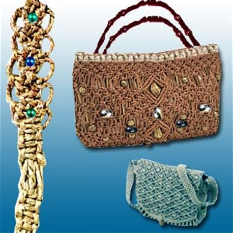Types Of Macrame - types of macrame garden guides