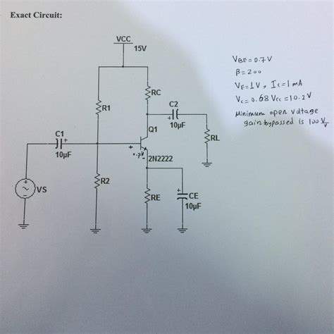 bjt transistor noise design designing a common emitter lifier circuit electrical engineering stack exchange