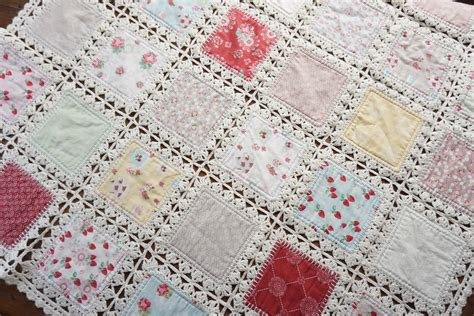 You Quilting by High Tea Crochet Quilt Tutorial Quilting In The