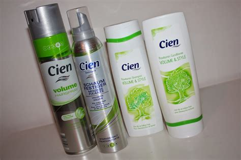 cien products jamelle cien volume style hair products