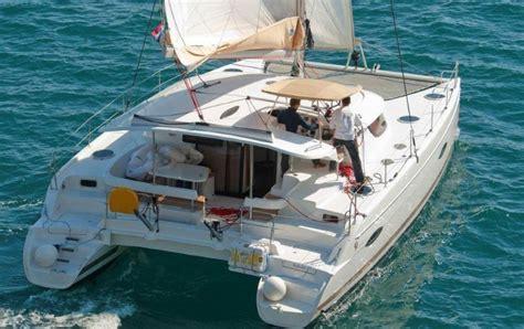 catamaran for sale fountaine pajot fountaine pajot lipari 41 croatia yacht charter